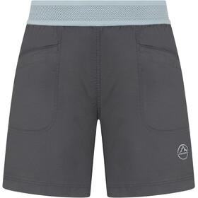 La Sportiva Onyx Shorts Women, carbon/cloud